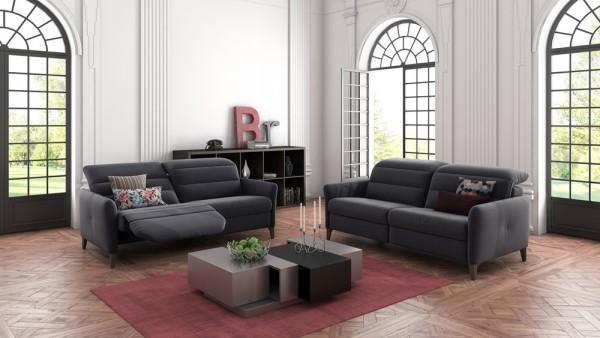 wypoczynek tapicerowany Berni - salon meblowy Łódź - Livingroom
