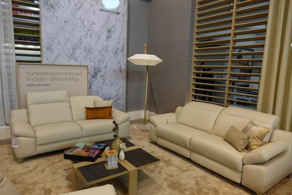 wypoczynek tapicerowany Triton - Livingroom - meble Łódź