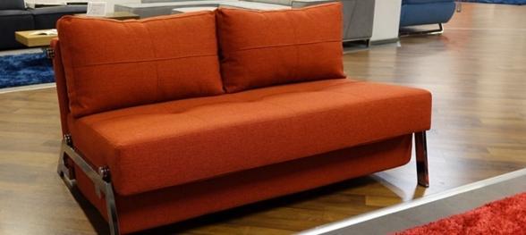 sofa tapicerowana - funkcja spania - salon meblowy Łódź