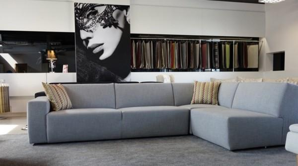 sofy i narożniki tapicerowane - meble Łódź Livingroom