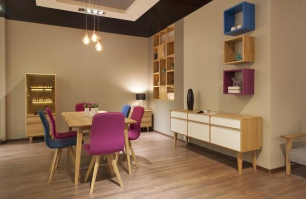 meble skrzyniowe i tapicerowane Łódź - Livingroom Vanillienhaus