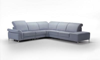 Costa - sofa tapicerowana z funkcją spania - Livingroom salon Łódź